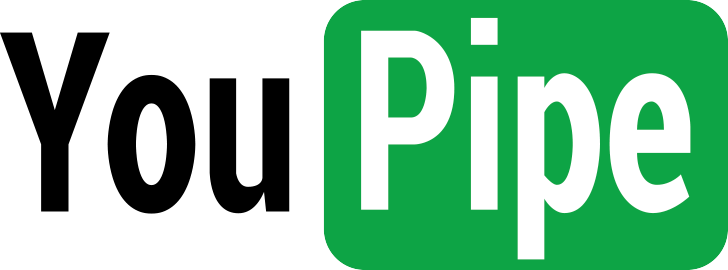 you pipe logo